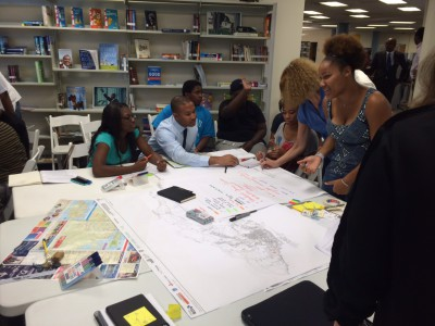 Urban Lab Workshop for a Sustainable Nassau