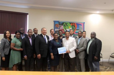 NDP meets with the Democractic National Alliance (DNA)