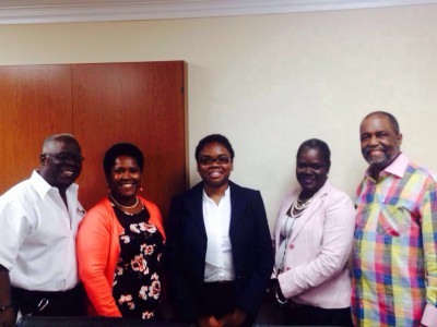 NDP team met with Junkanoo groups, National Junkanoo Commission, Junkanoo Corporation and Leader of Saxons Superstars