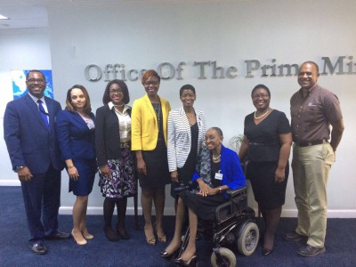 NDP meets with National Commission for Persons with Disabilities