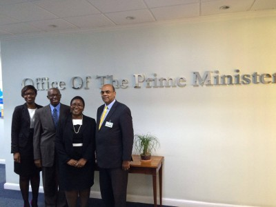 NDP met with Pastor Scavella and Pastor Rolle of the Seventh Day Adventists denomination