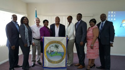 NDP meets Grand Bahama Chamber of Commerce