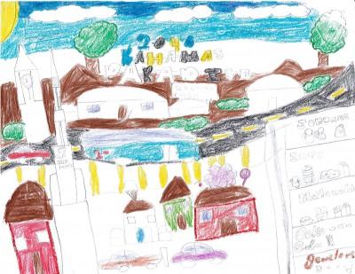 Elizabeth Cartwright  Grade: 6P  Centreville Primary School