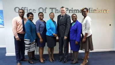 NDP meets with Bahamas Bureau of Standards and Quality