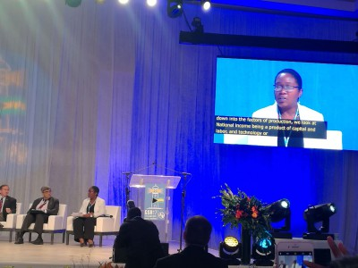 National Development Plan Secretariat participated in the Global Symposium for Regulators (GSR)